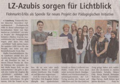 Landeszeitung, den 12.07.2008