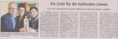 Landeszeitung, den 17.03.2015