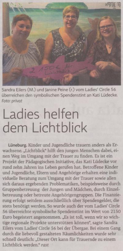 Landeszeitung, den 28.08.2018